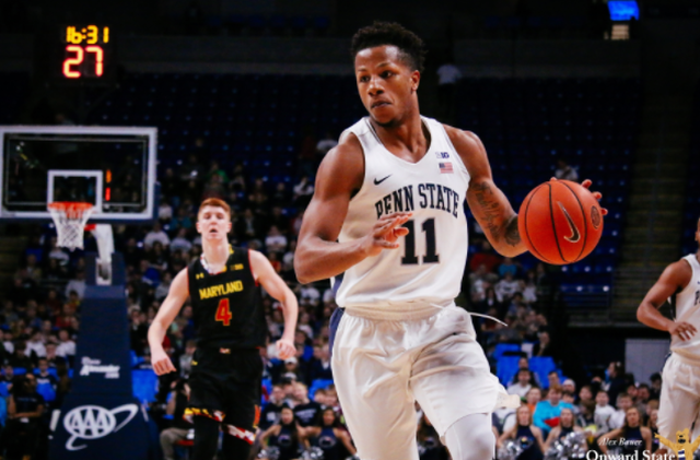 Penn State Basketball: Nittany Lions Waltz Past George Washington 74-54